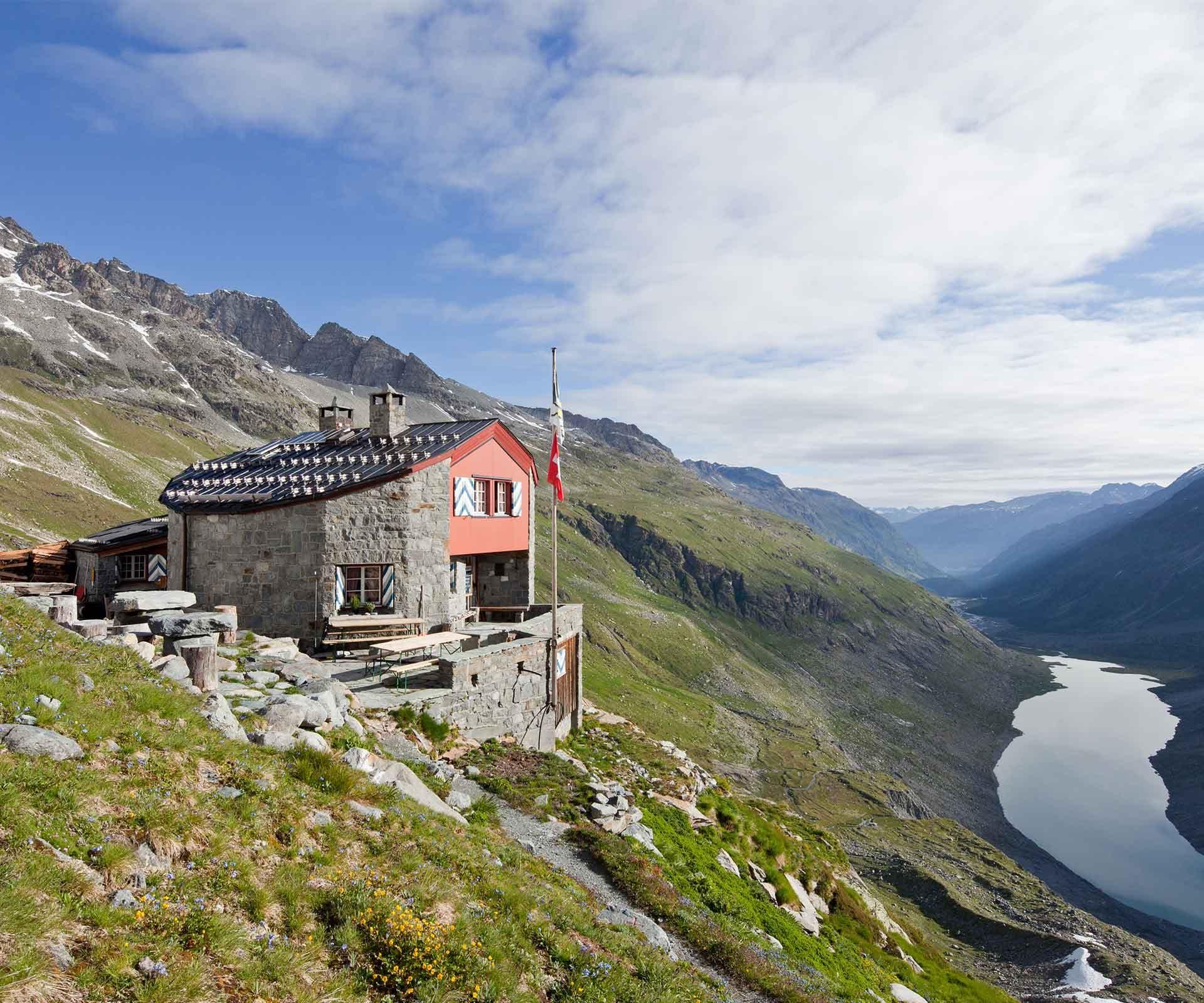 Berghütten-Genuss