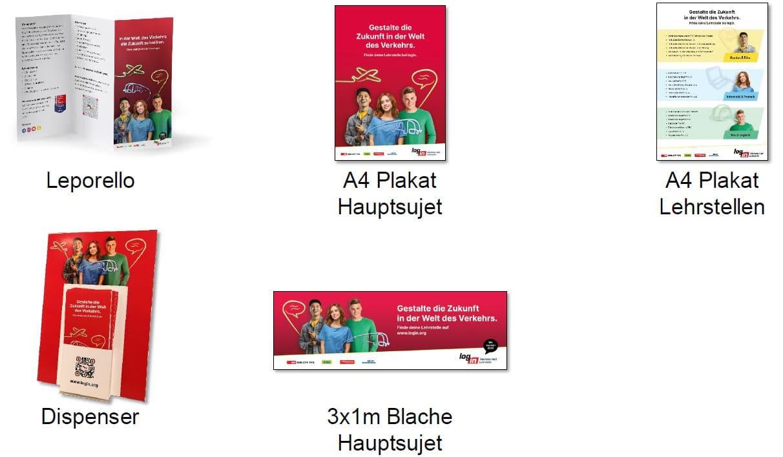 Drucksachen Werbemittel