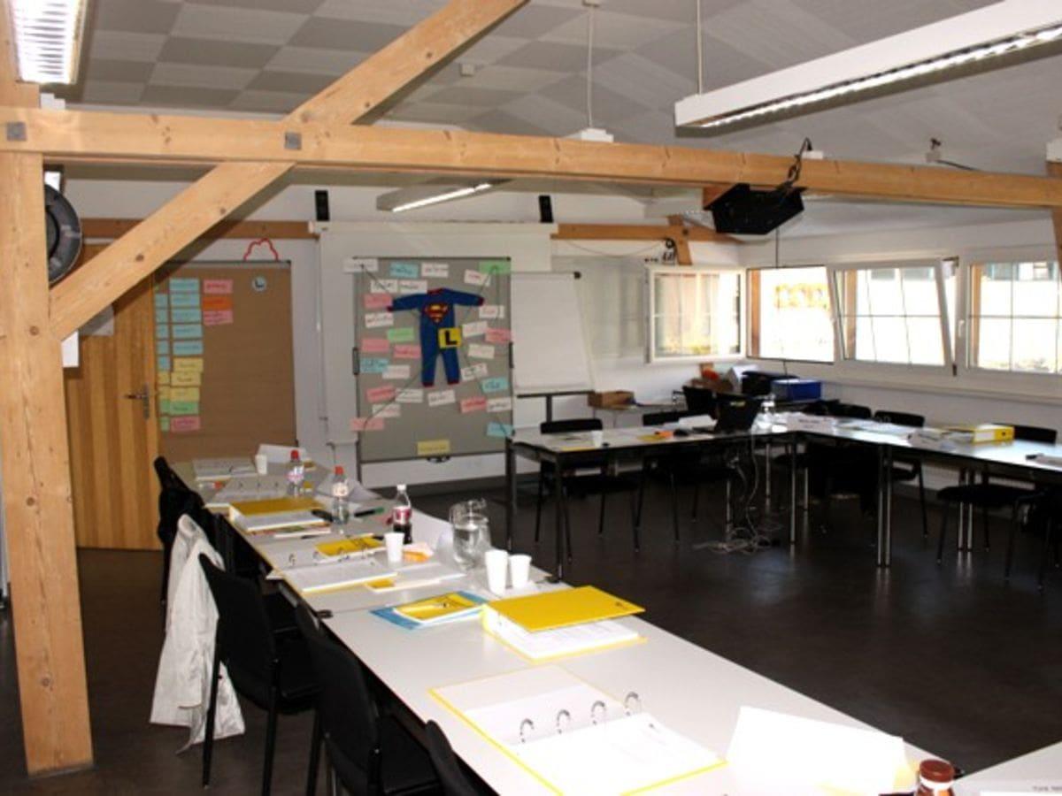 Seminarraum Albula
