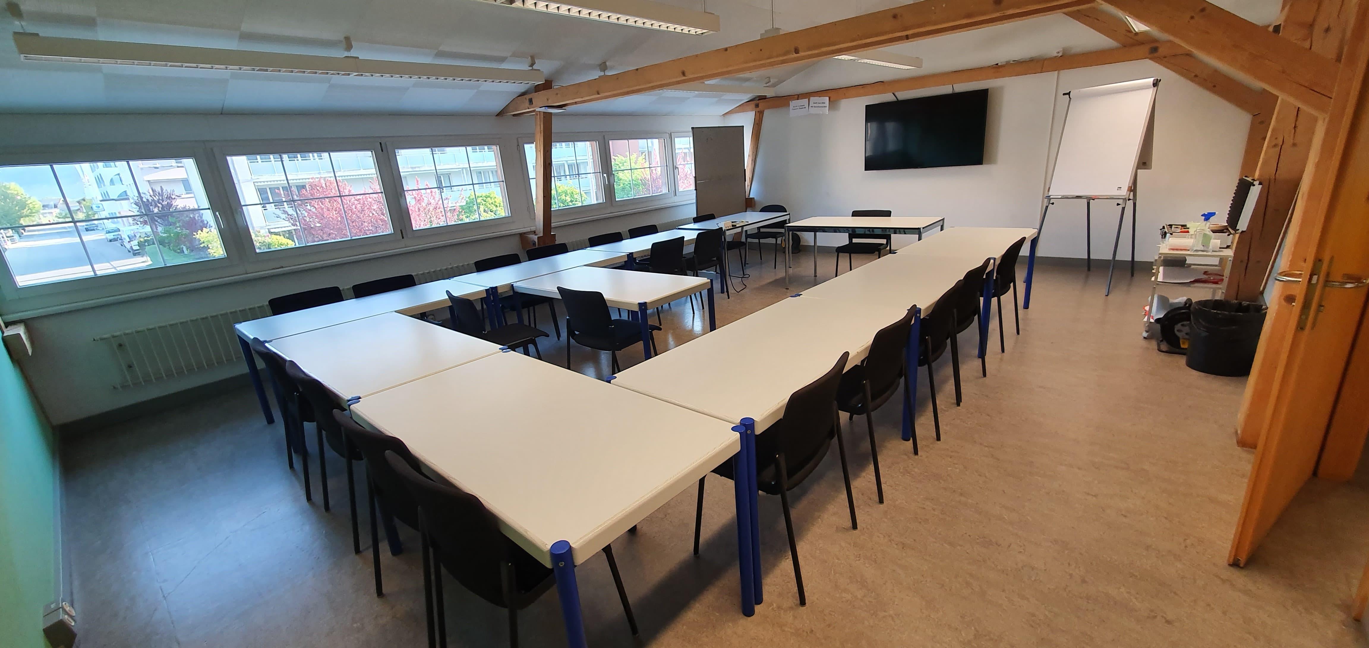 Sitzungszimmer Vereina