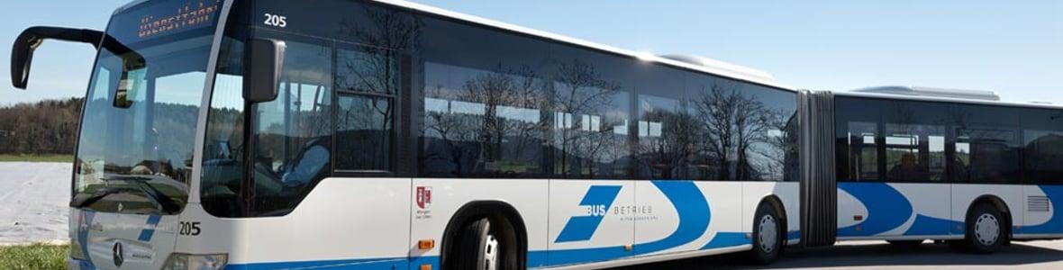 Busbetrieb Olten Gösgen Gäu