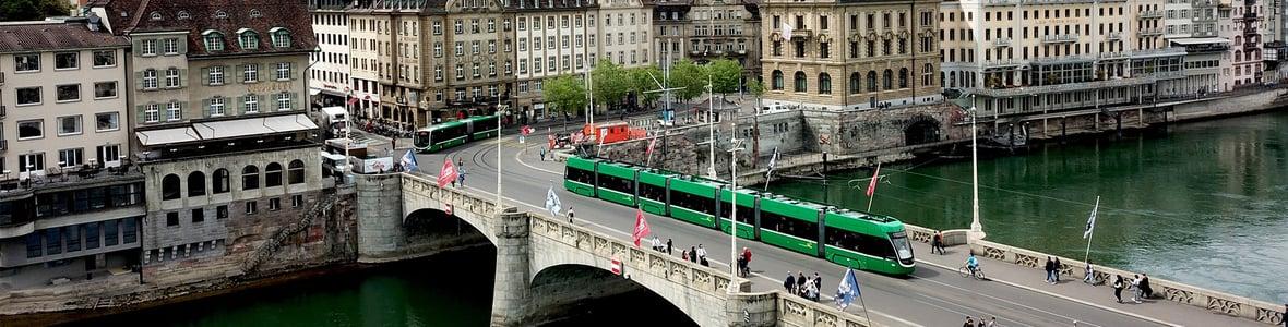 BVB Tram Basel