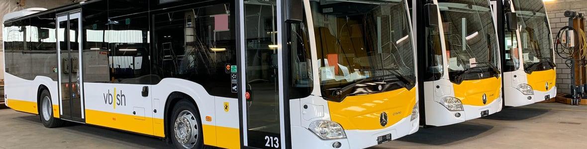 Verkehrsbetriebe Schaffhausen VBSH
