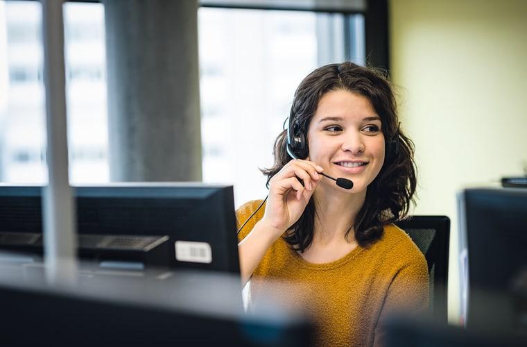 Fachfrau und Fachmann Kundendialog EFZ