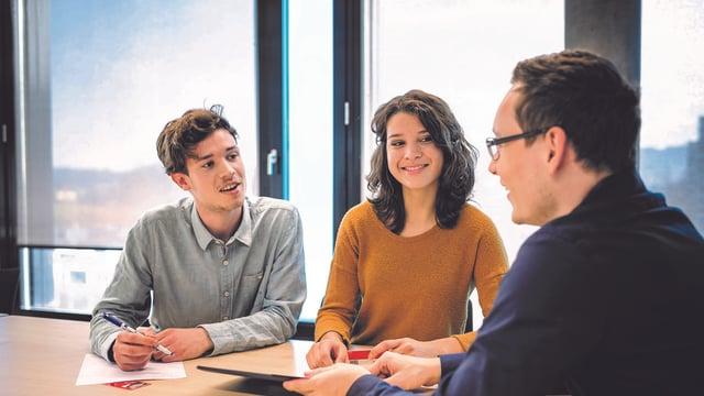 Kauffrau und Kaufmann EFZ Dienstleistung und Administration
